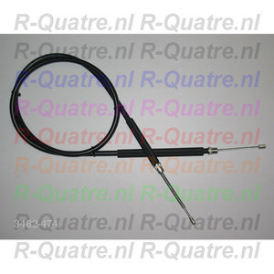 Handremkabel  RV  Renault 4(syst. 200 mm)