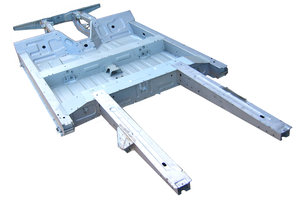 Chassis R4/R4F4/R6/Rodeo 4-5-6 Zincore basisuitv.