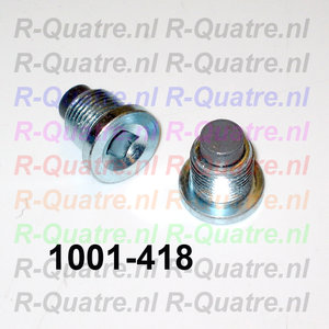 Carterplug met magneet 18 mm  (motor 800, B1B )  845 cc