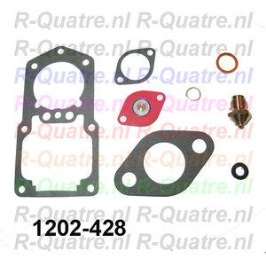Revisiesetje carburateur Zenith 28 IF serie INCL. gasklepkeerring