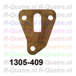 Afstand/ Isolatieplaat Benzinepomp (pertinax 3 montagegaten)