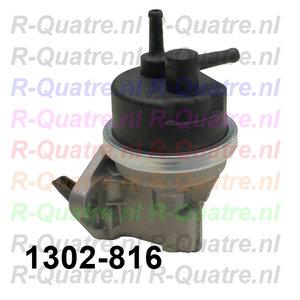 Benzinepomp 2 aansluitingen Sofabex