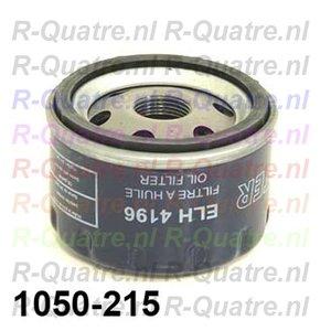 Oliefilter schroefdraad M20 x 1,5