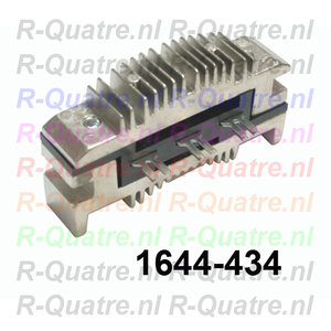 Diodeplaat comp. Ducellier o.a.  7597A-514011-514012