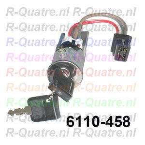 Contactslot  t/m  mod. 81 prod. aftermarket  export sleutel