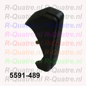 Bumperroset / stootrubber  LV = RA