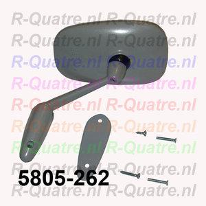 Buitenspiegel grijs (basisuitvoering) L=R