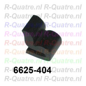 Motorkap geleiding/ondersteuning rubber