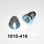 Carterplug  met magneet + afdichtring   mot. 1108/956 cc