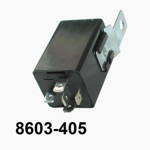 Clignoteur / Richtingaanwijzer / Pinker / automaat / Relais 12V 5 pin