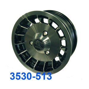 Lichtmetalen velg model 5 Alpine Turbo 5.5x13