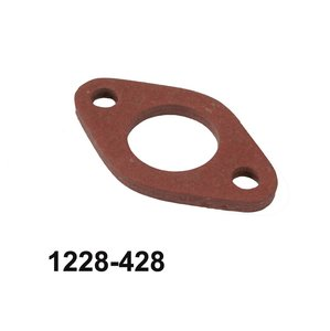 Isolatie / voetpakking  28mm, gatafstand 54 mm, dikte 5 mm