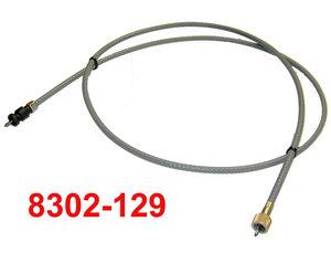 Snelheidsmeter / kilometerteller kabel (1e mod.Splitbak)
