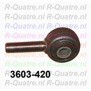 Oog stuurhuis 12mm (1e en 2e model)