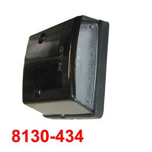 Kenteken verlichting R4F6 / R5 / R6 (incl. lampje)